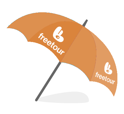 Umbrella Free Tour San Sebastián